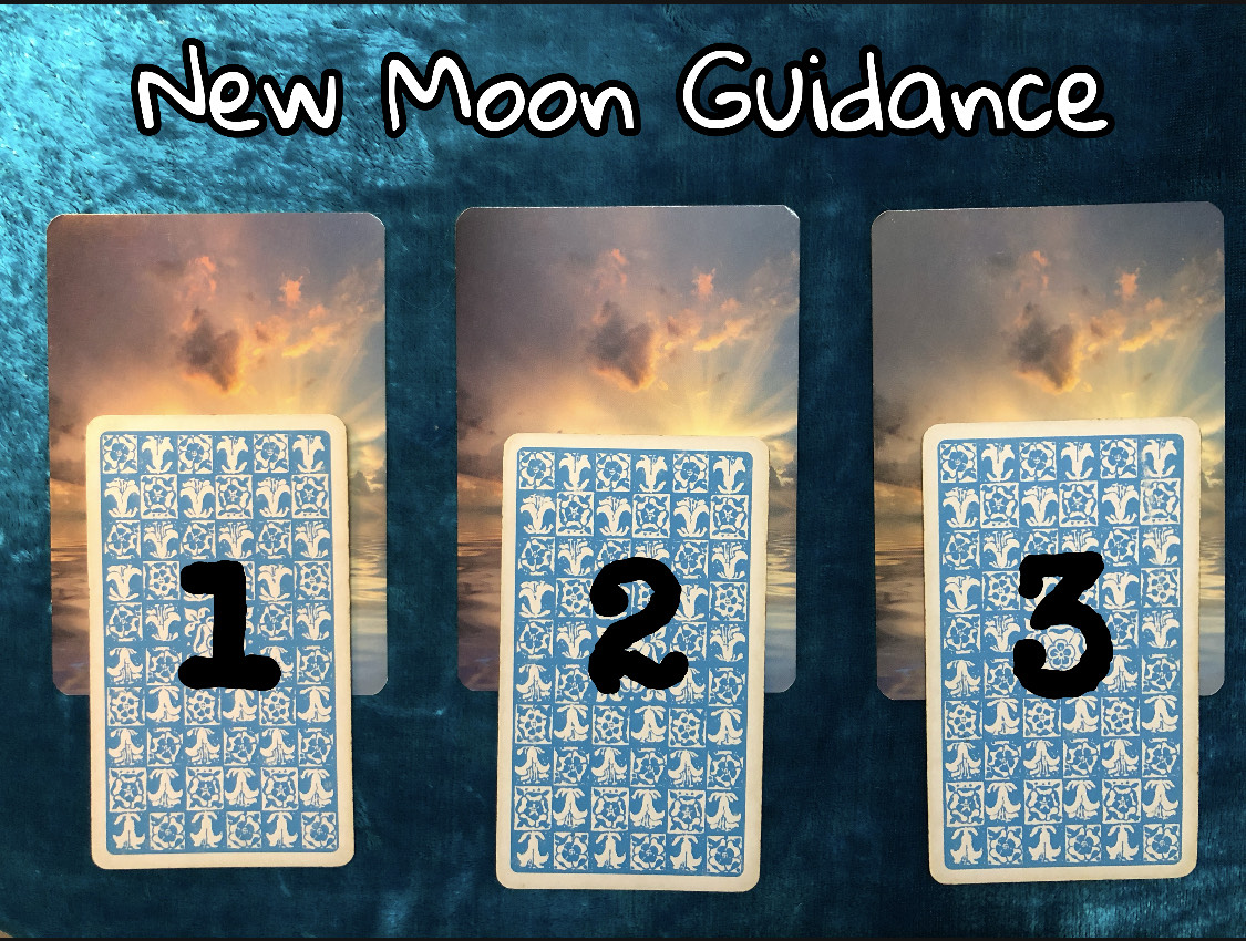 What do you need to release this New Moon? Pick a card (reveal included in the post)